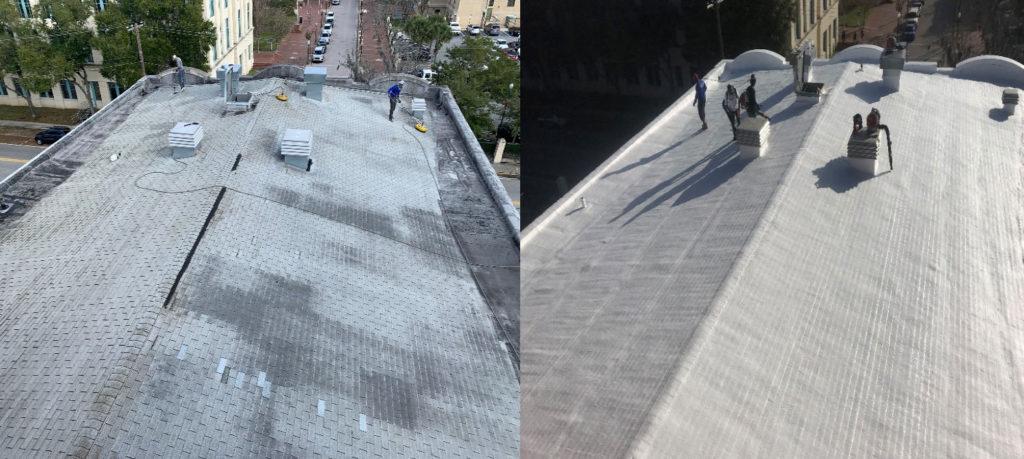 Spray Foam Roofing Contractors Us Coating Specialists Llc