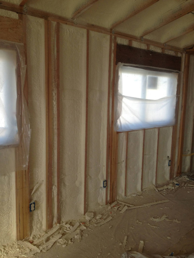Commercial Spray Foam Insulation Florida Us Coating
